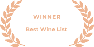 Best Wine List Winner