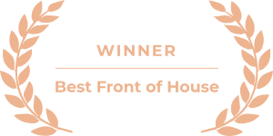 Best Front of House Winner